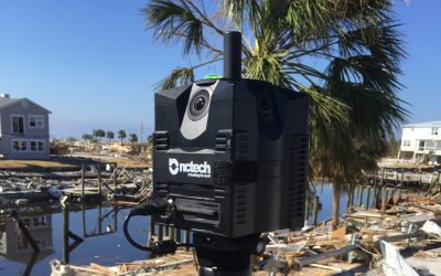 Capture Device on Mexico beach