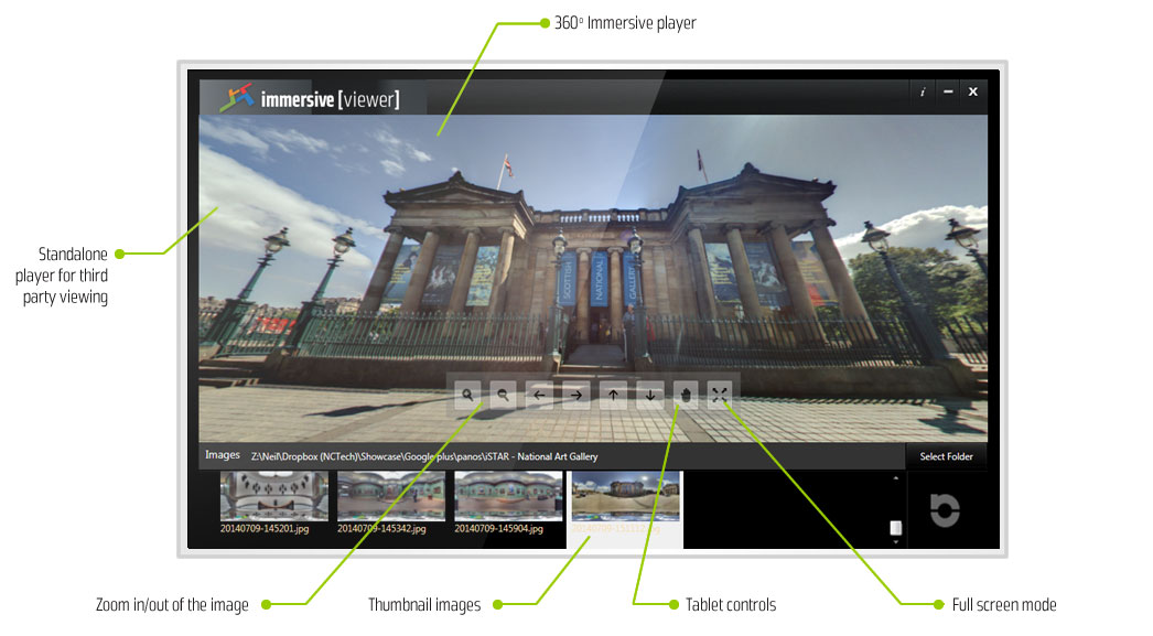 iviewer interface